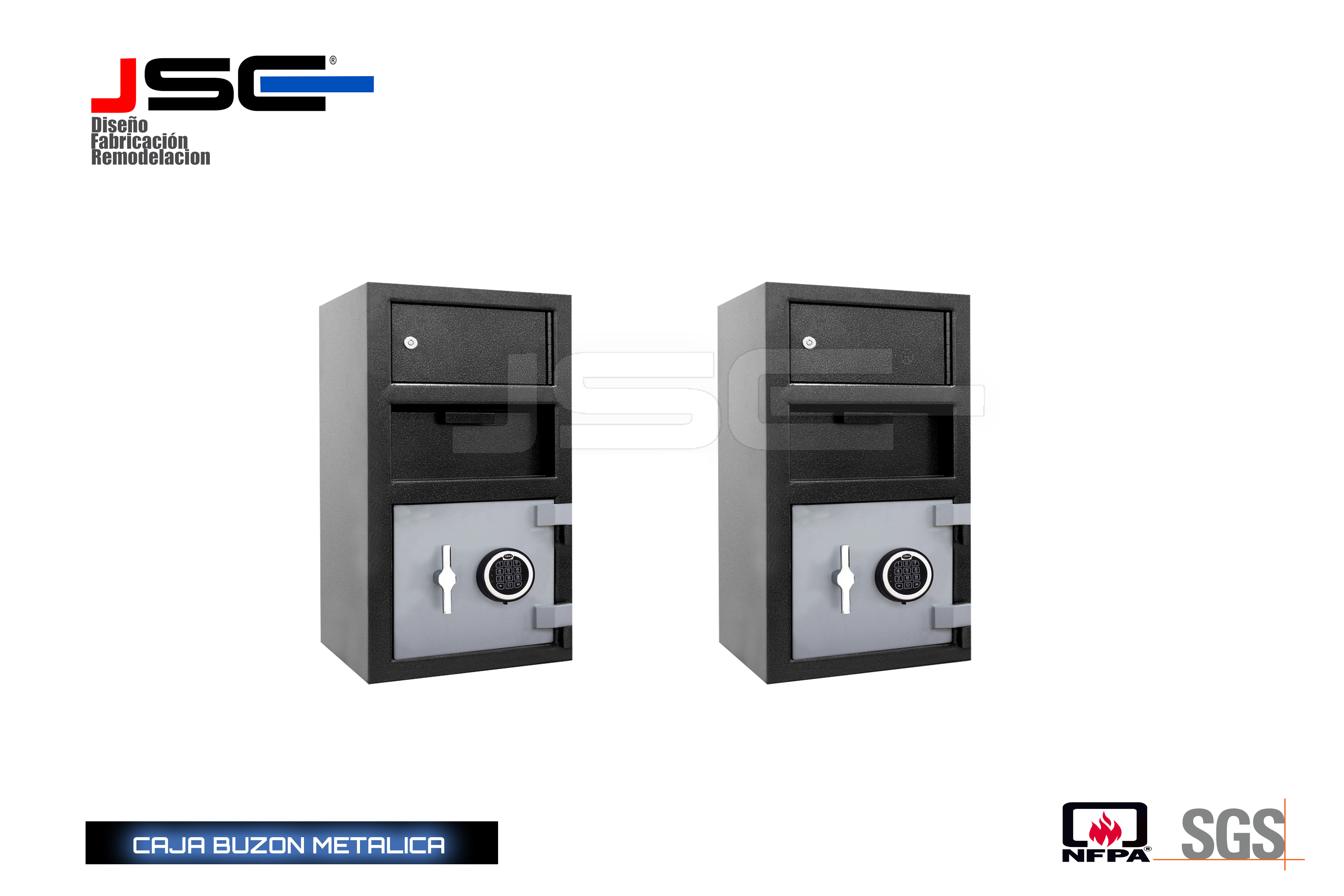 Caja buzon JSCB003