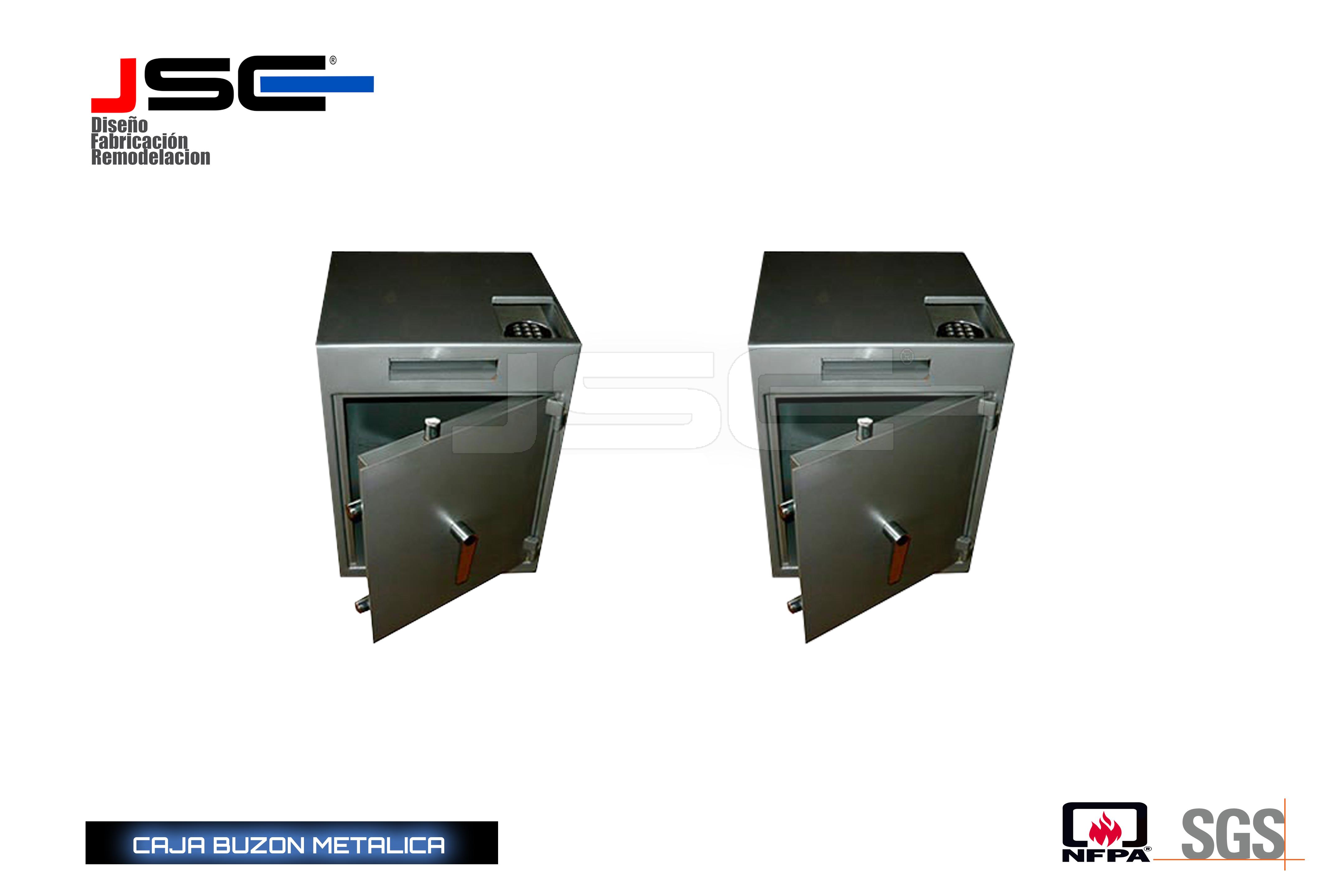 Caja buzon JSCB008