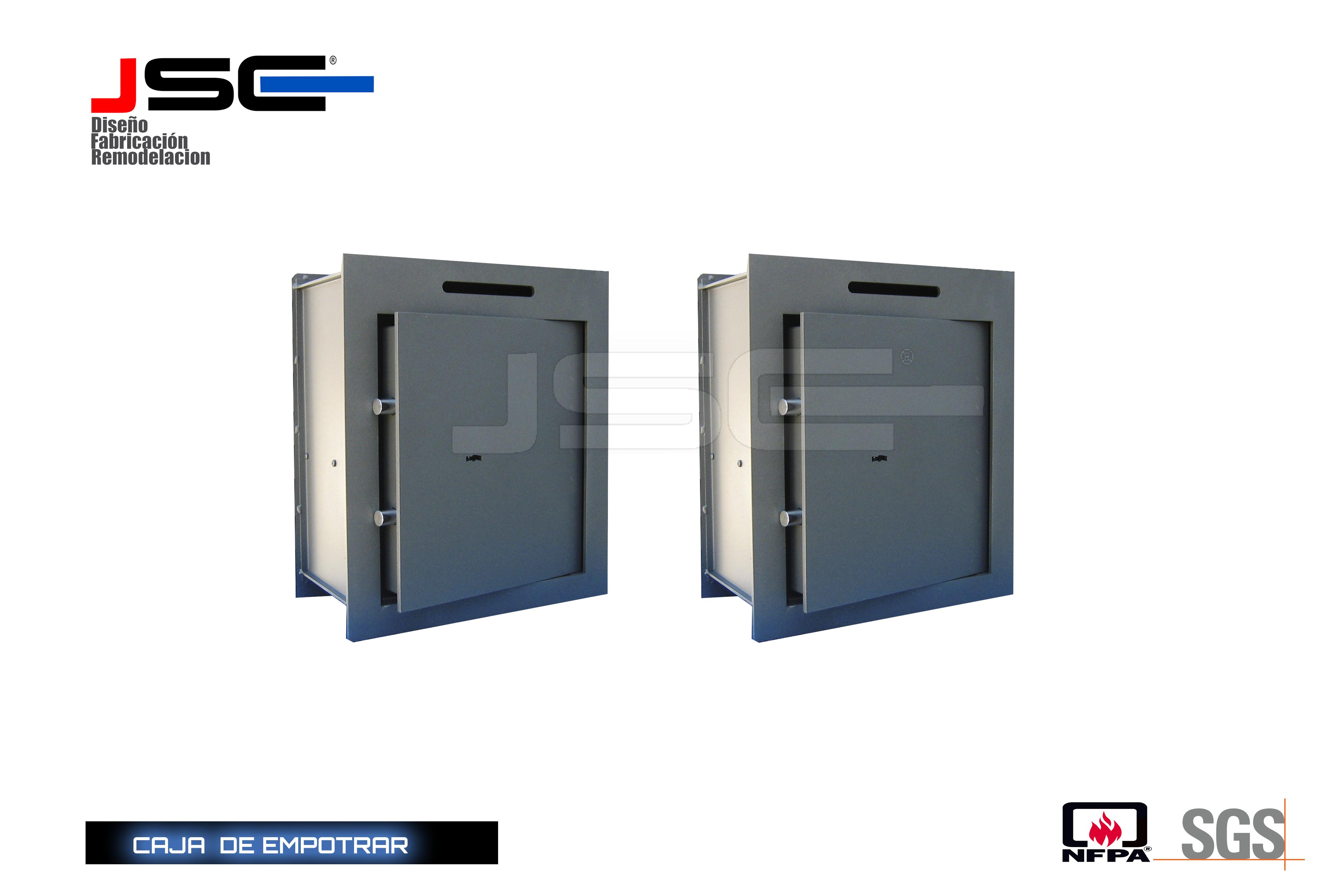 Caja de empotrar JSCE003