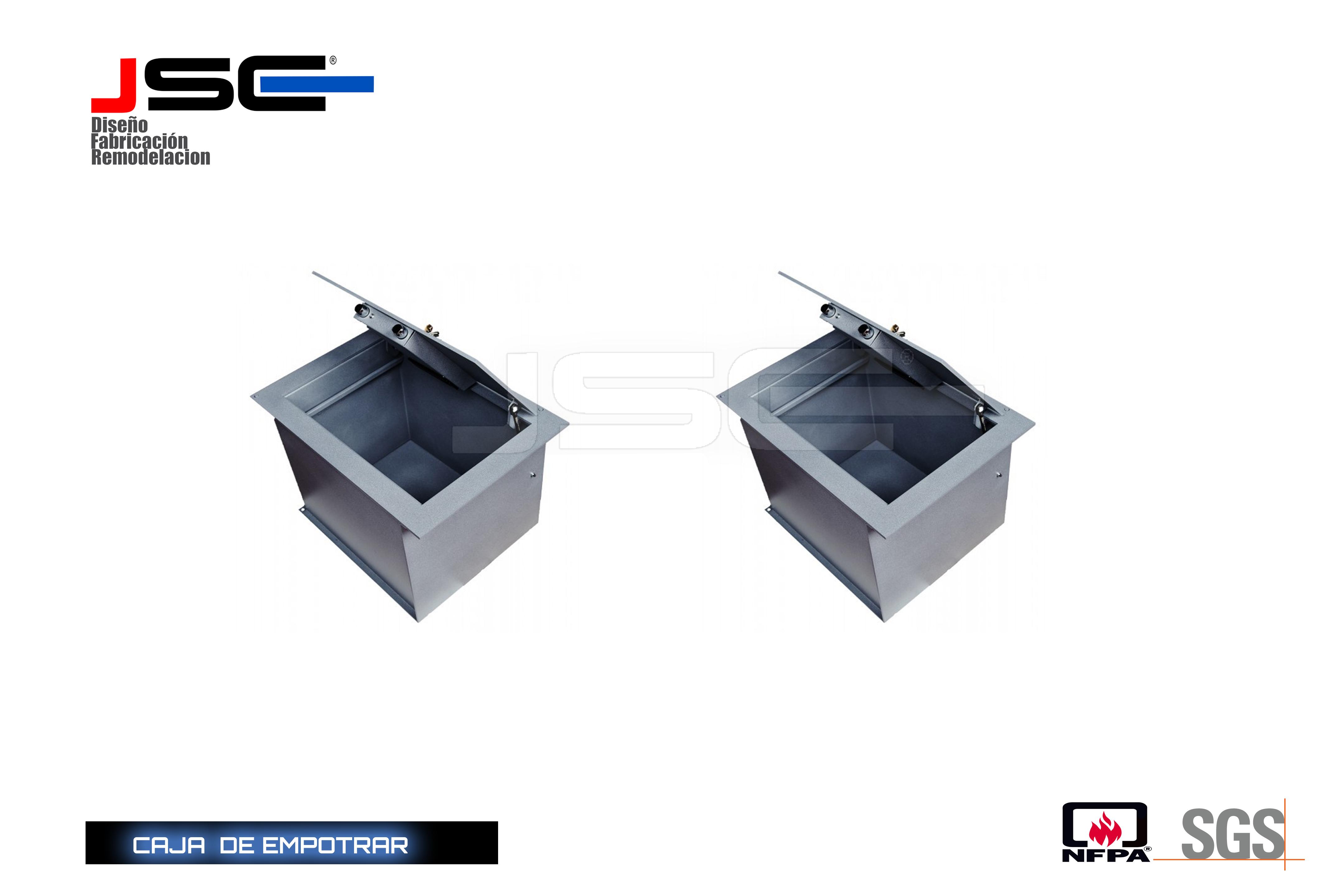 Caja de empotrar JSCE004
