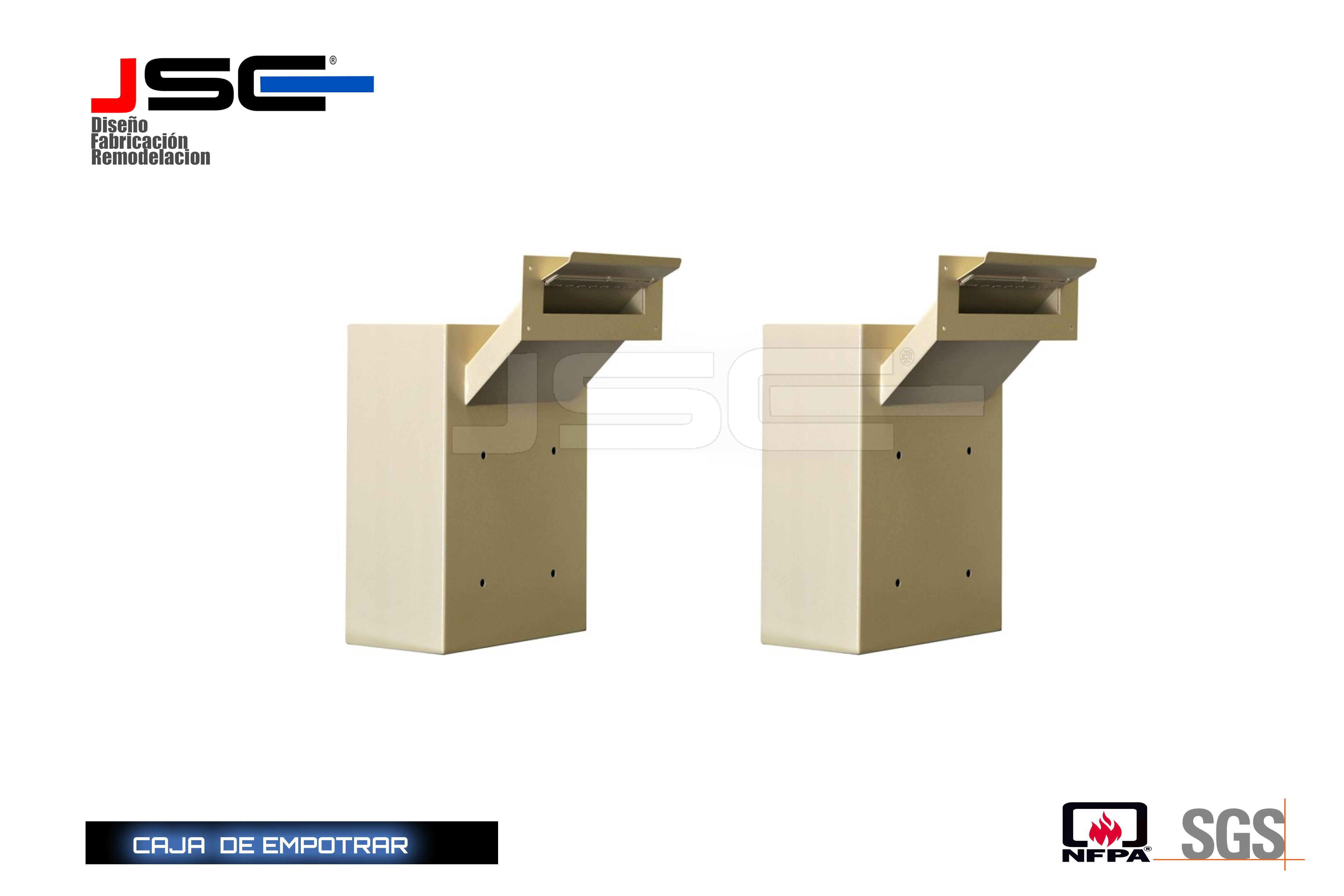Caja de empotrar JSCE006