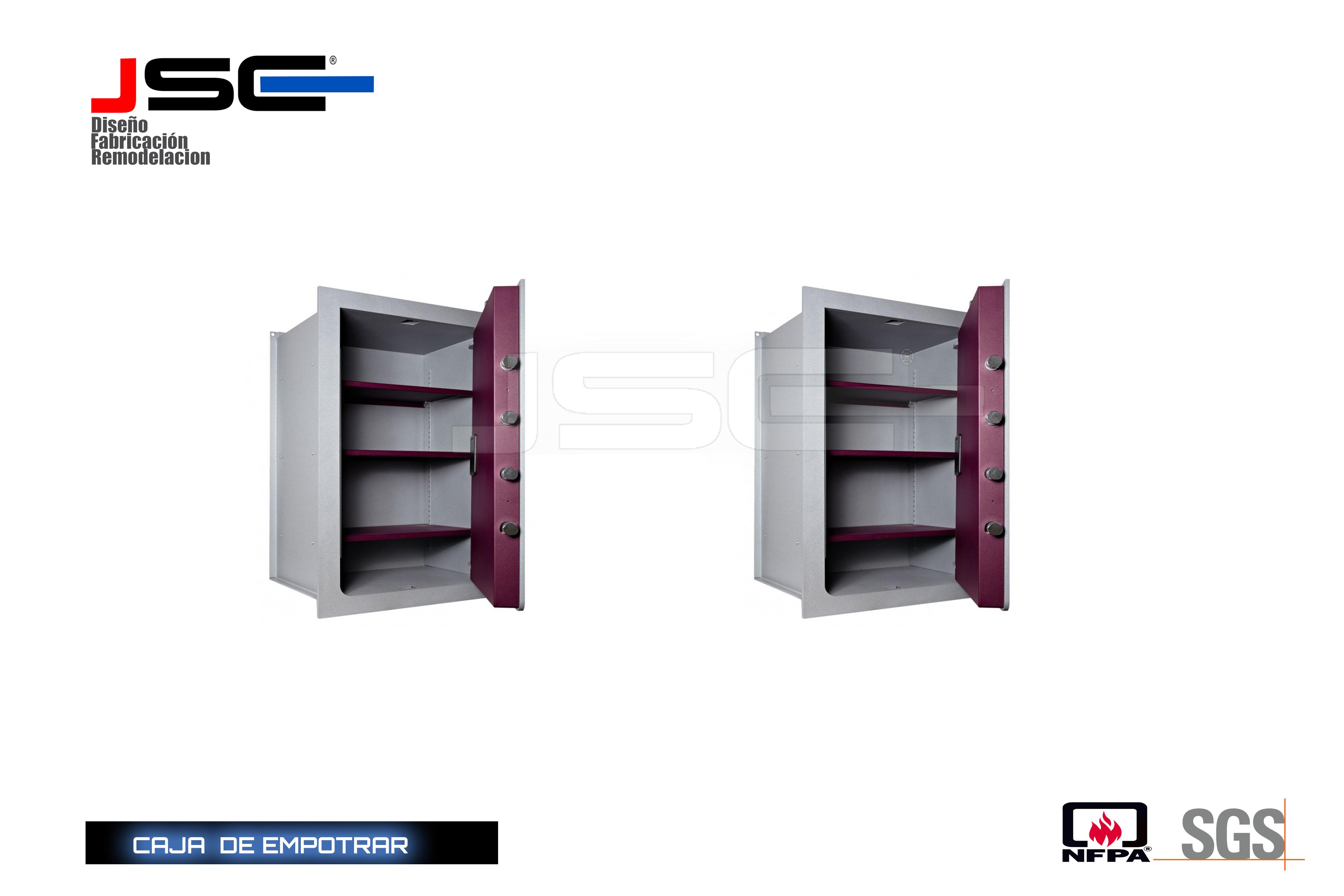 Caja de empotrar JSCE007