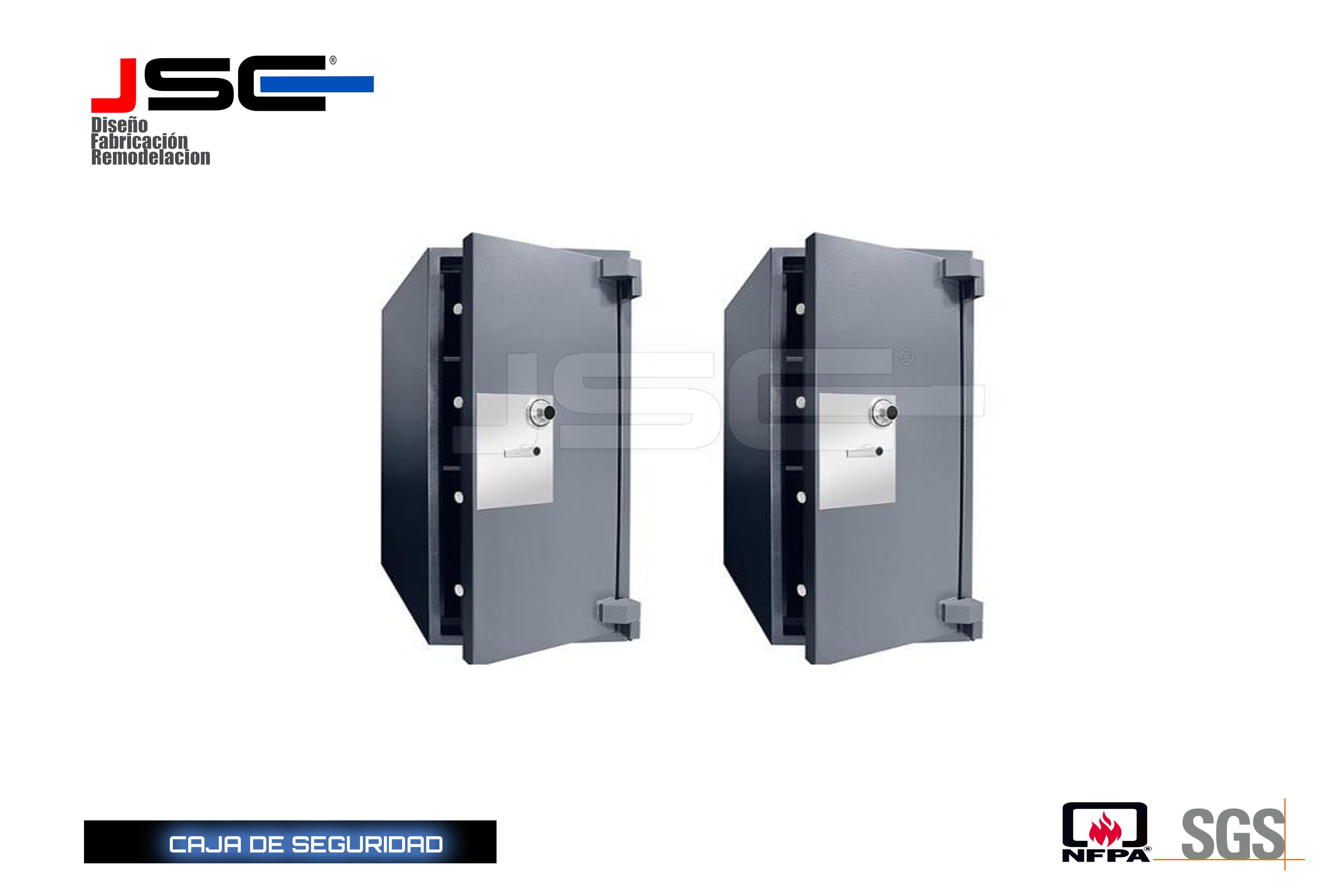 Caja de piso JSCP001