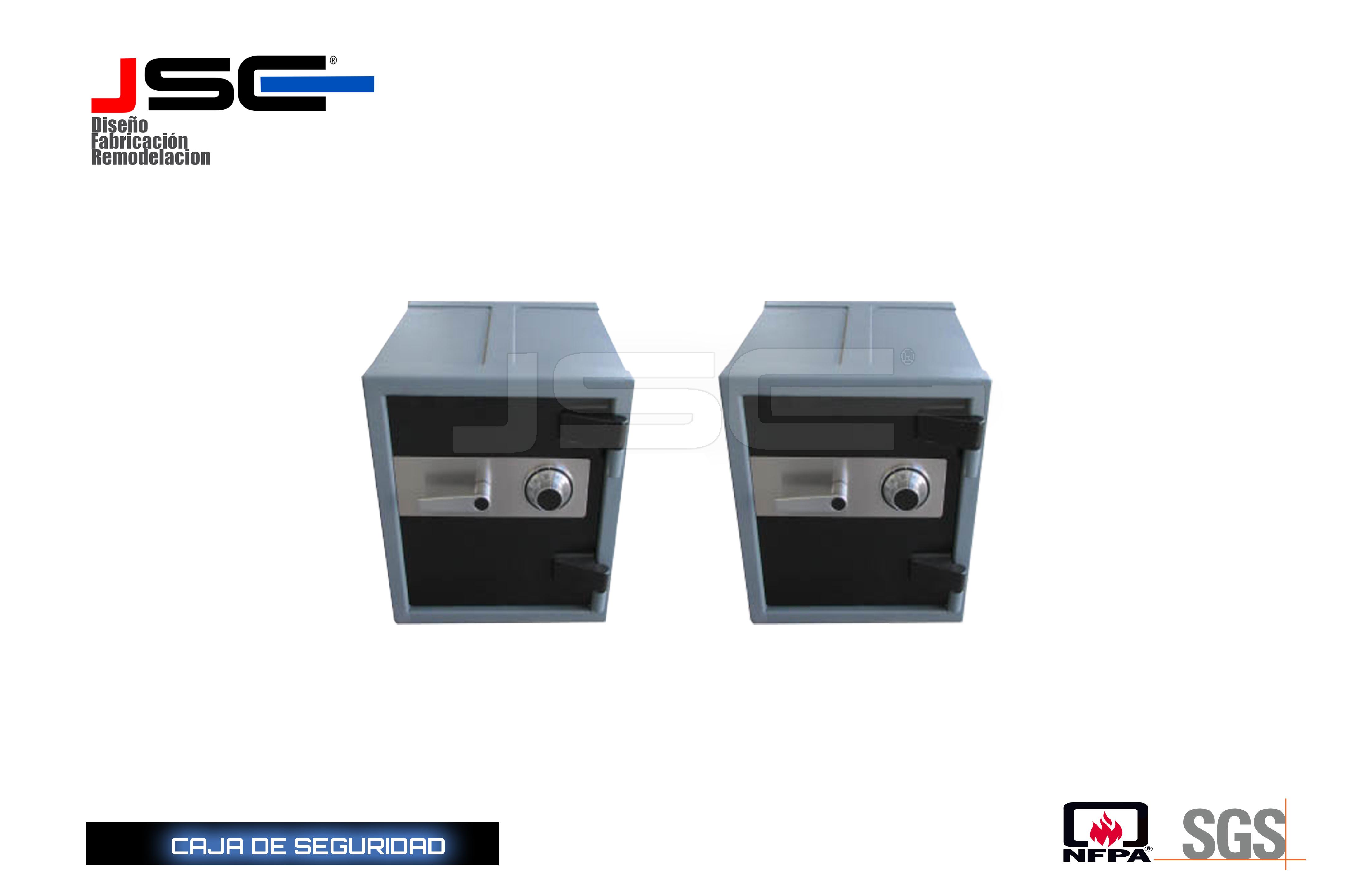 Caja de piso JSCP003