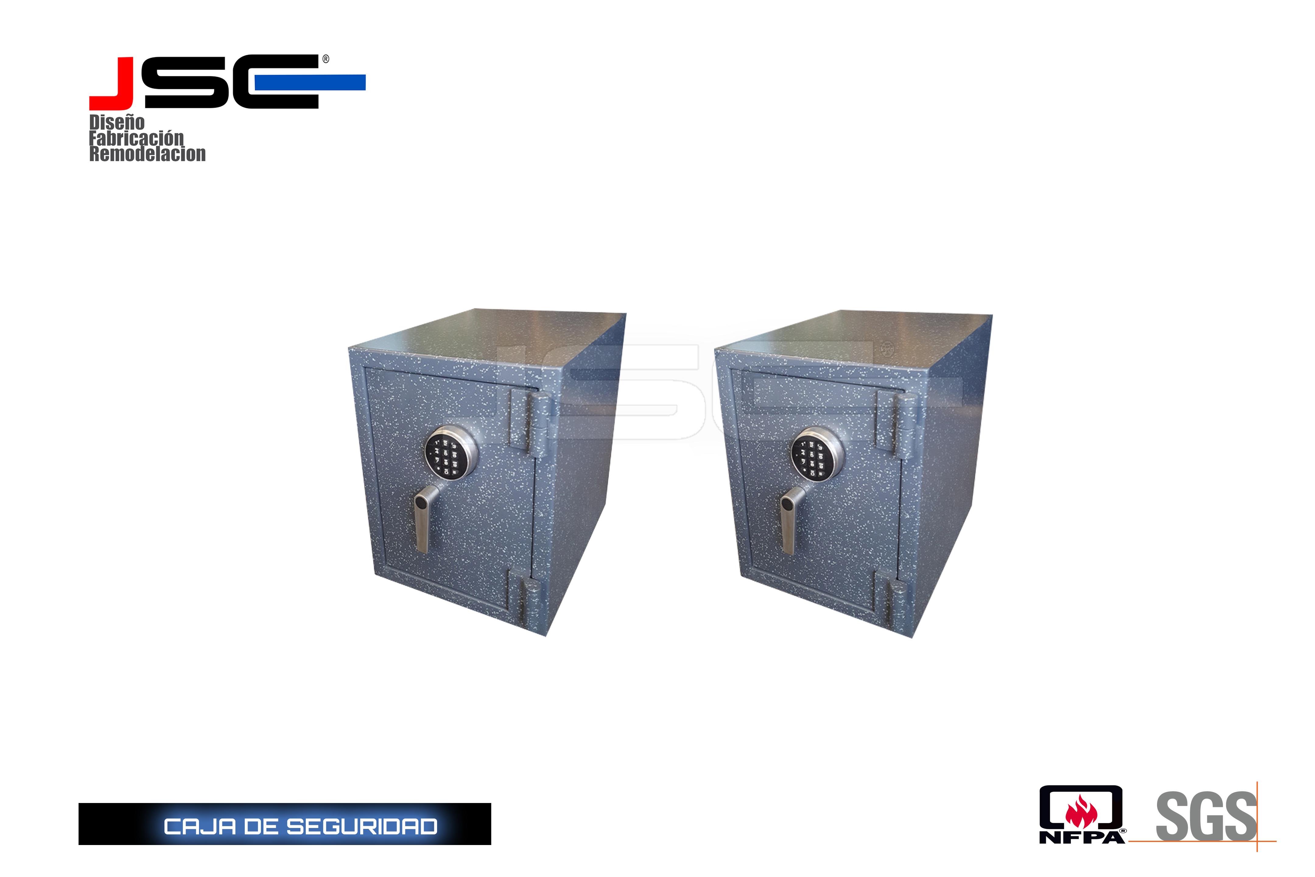 Caja de piso JSCP004