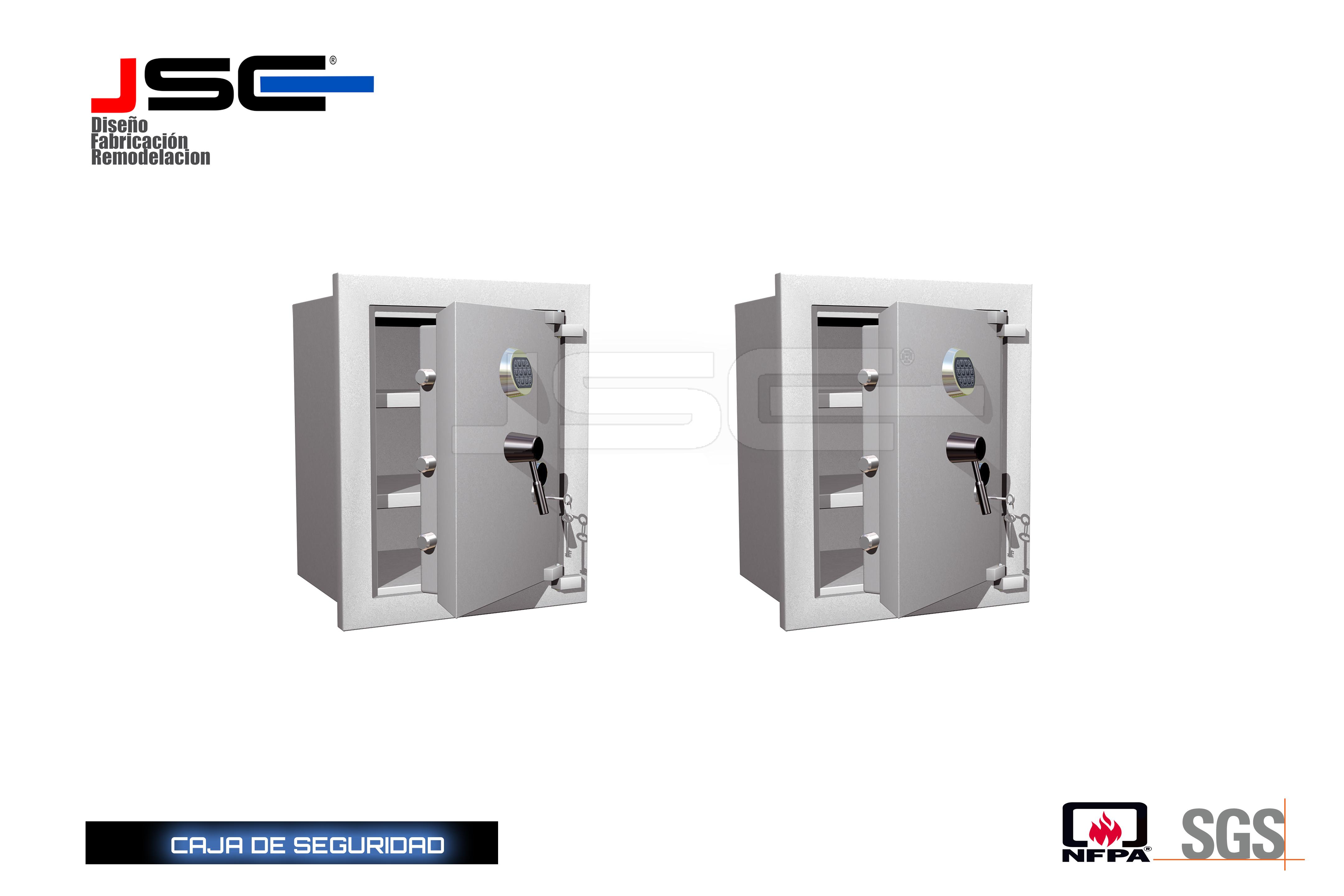 Caja de piso JSCP005