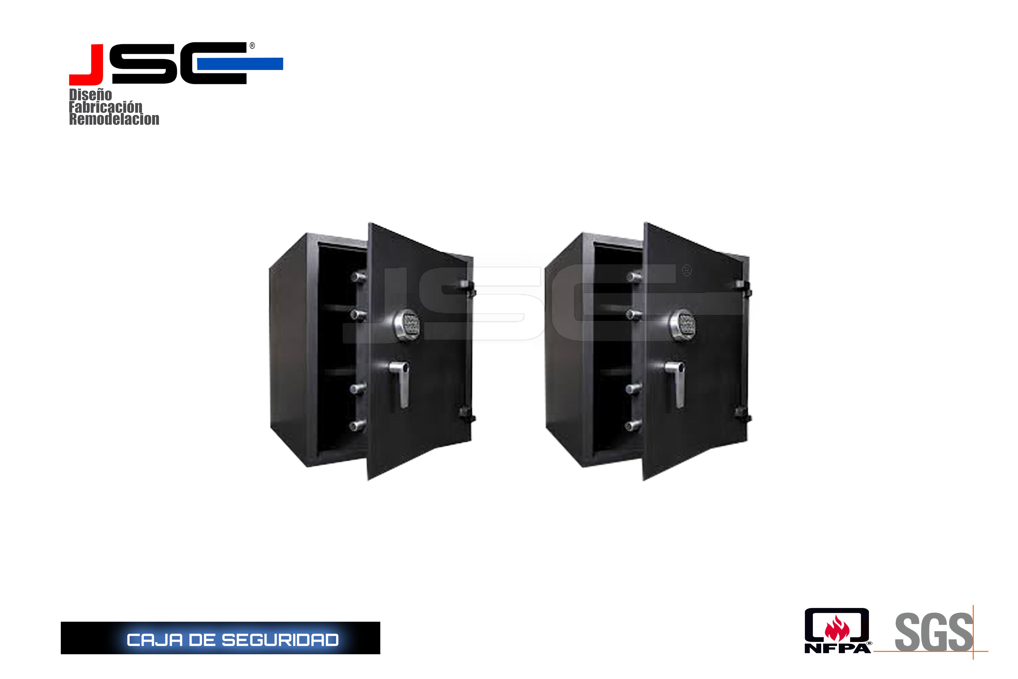 Caja de piso JSCP006