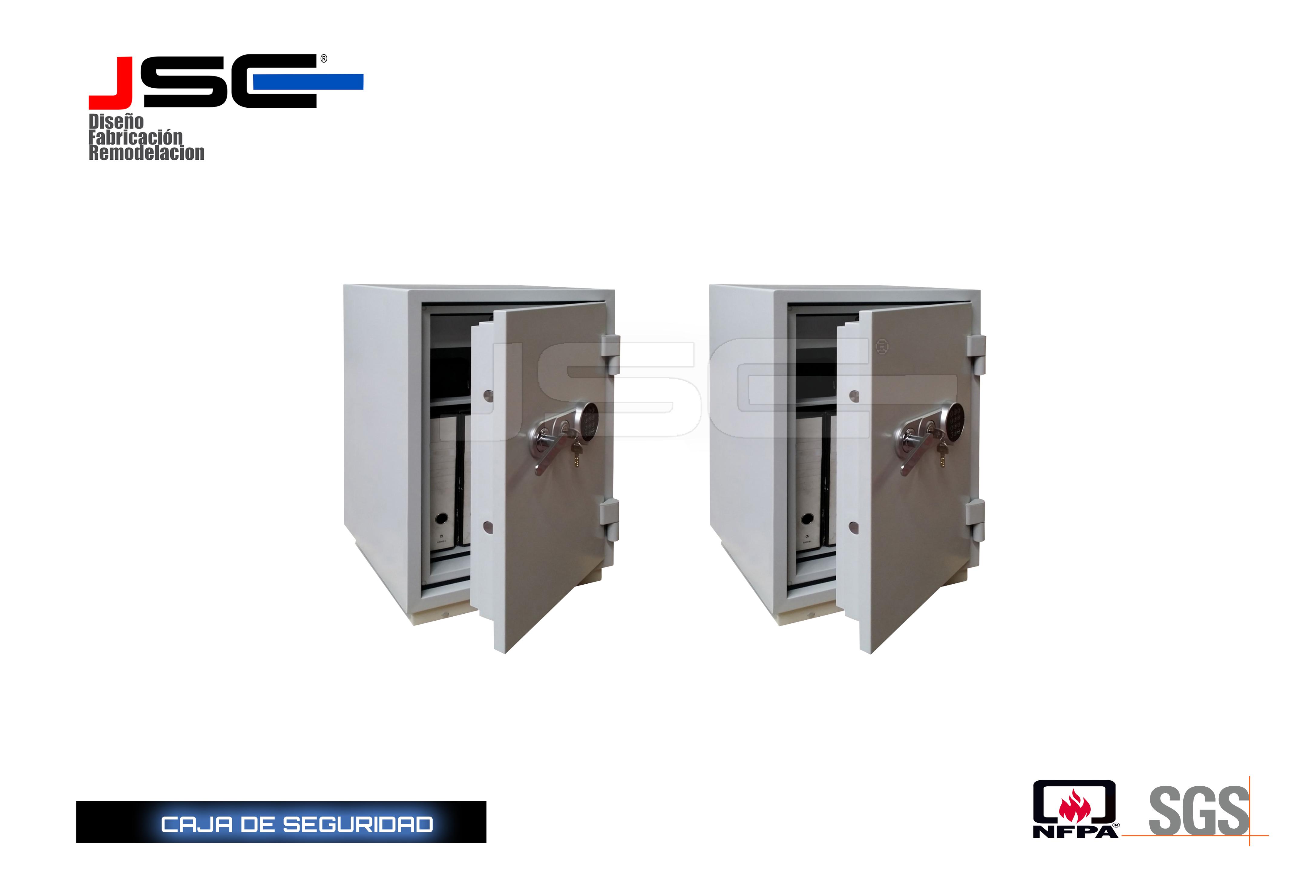 Caja de piso JSCP007