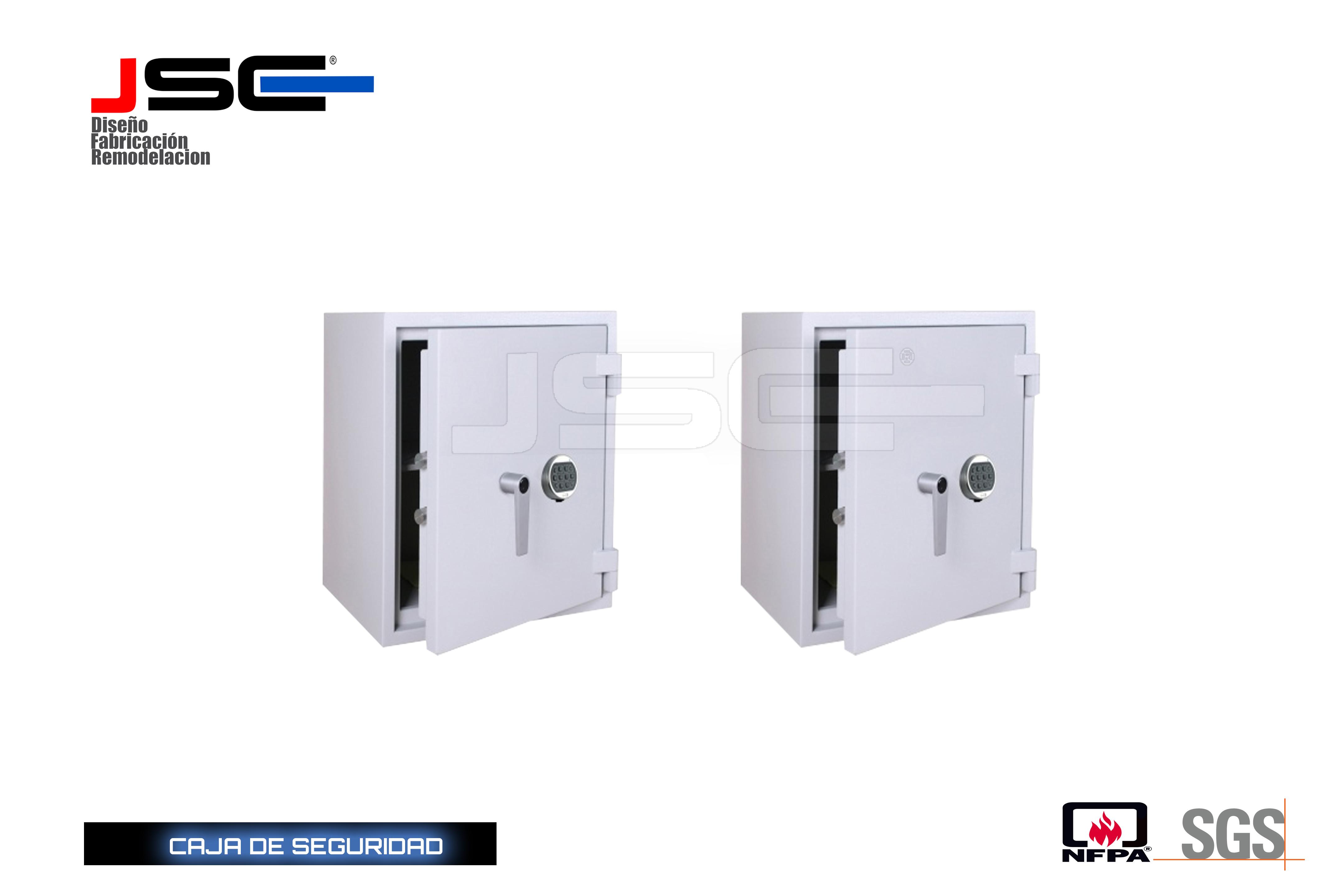 Caja de piso JSCP008