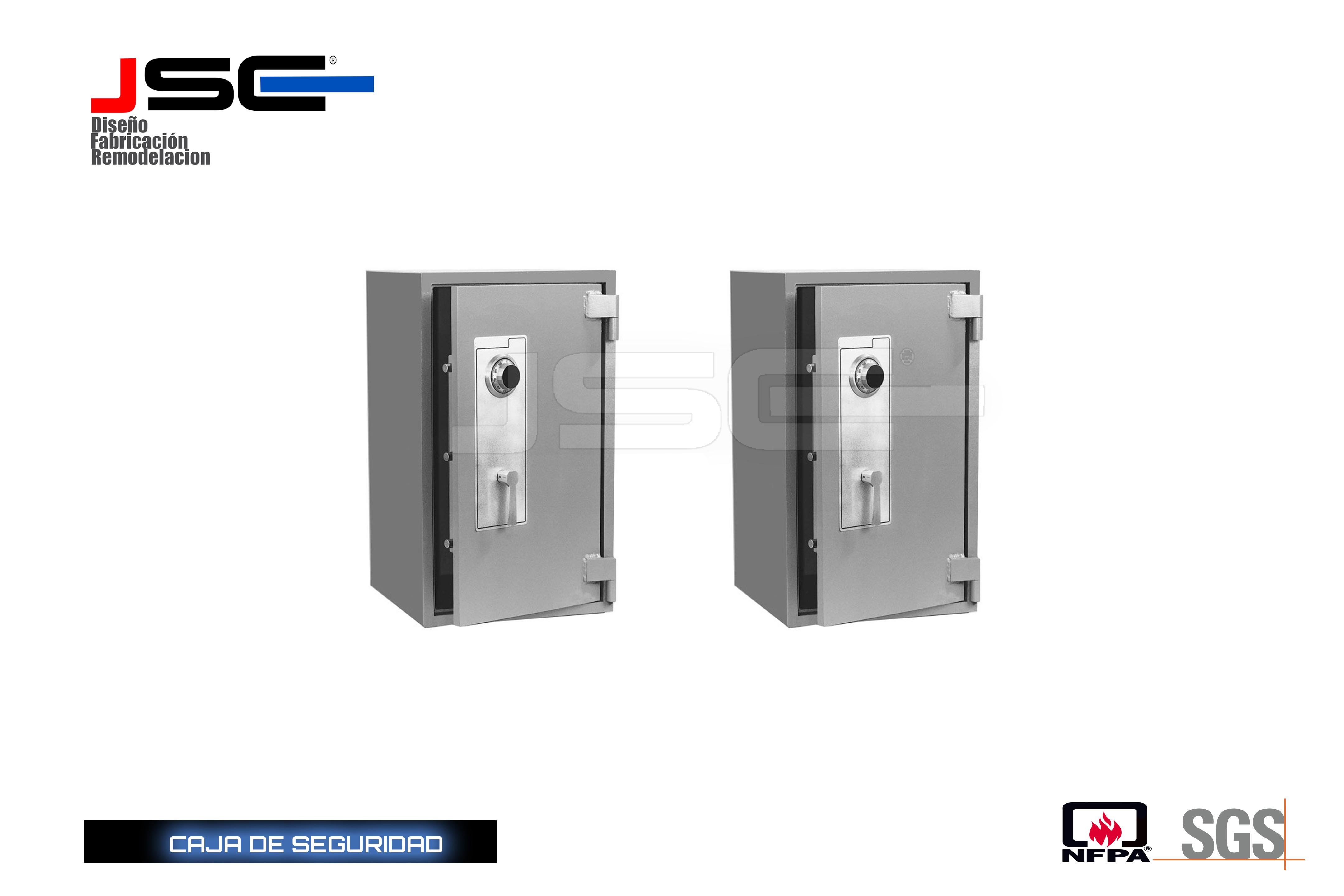 Caja de piso JSCP009
