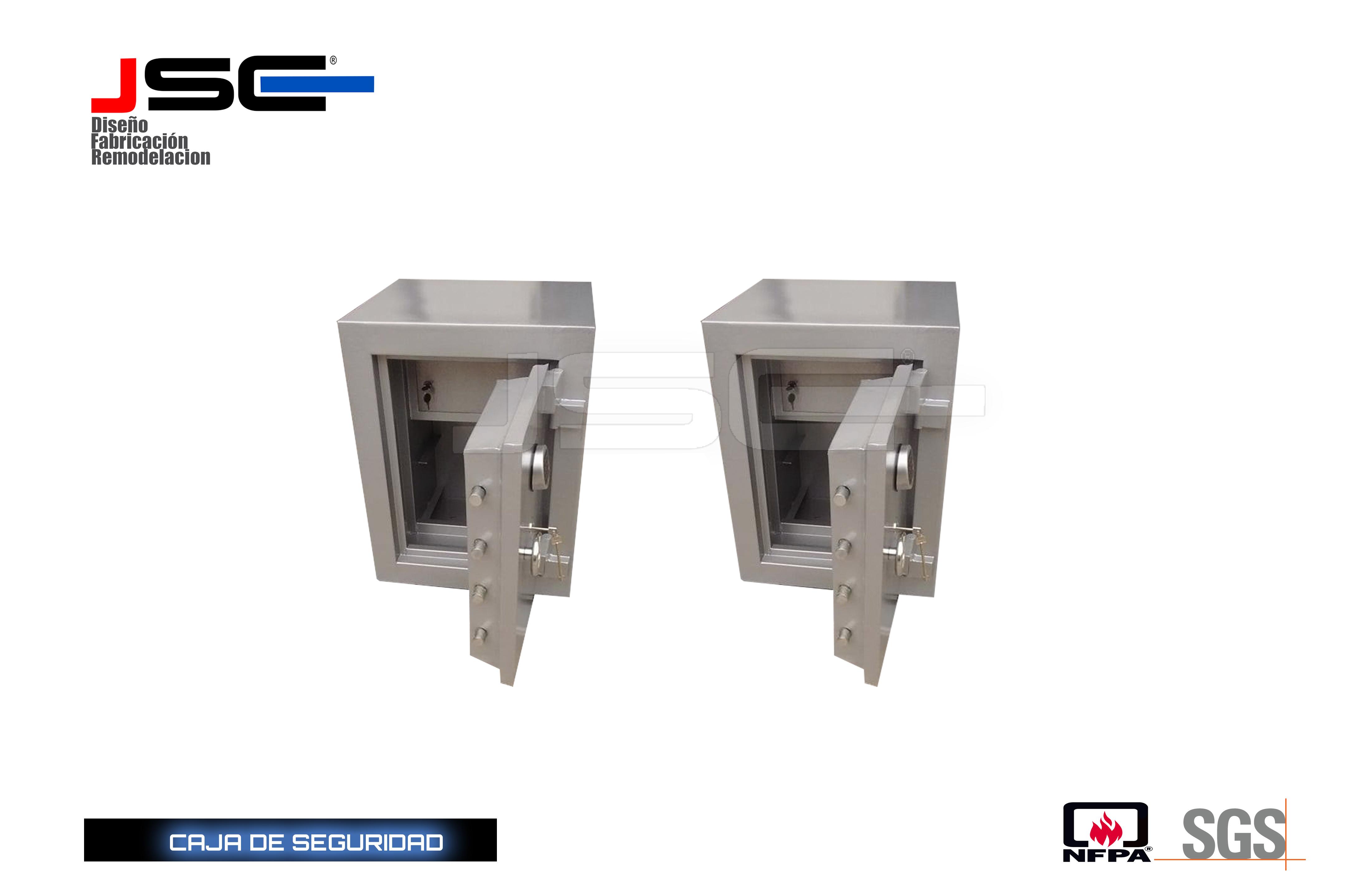 Caja de piso JSCP010
