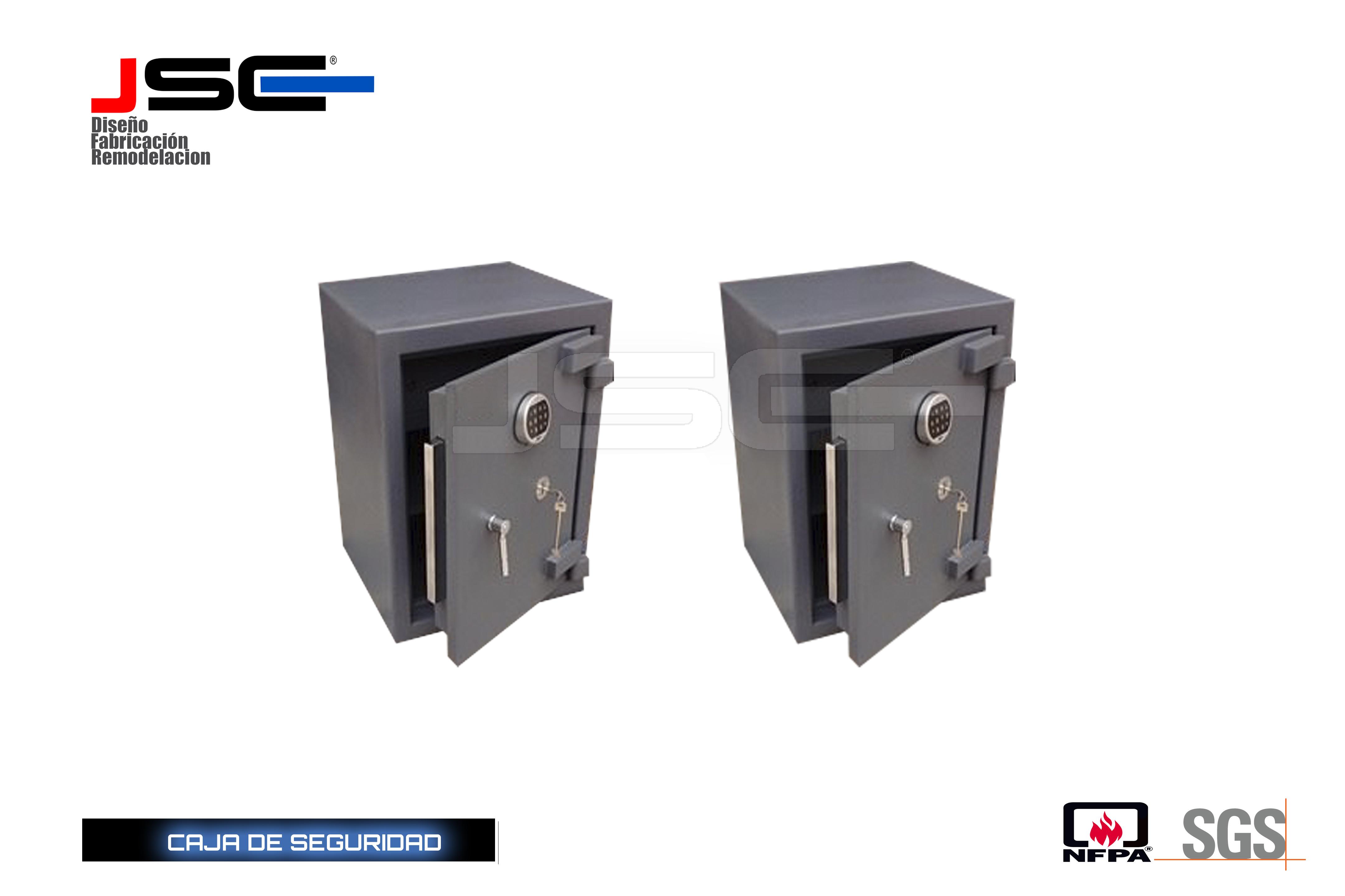 Caja de piso JSCP014