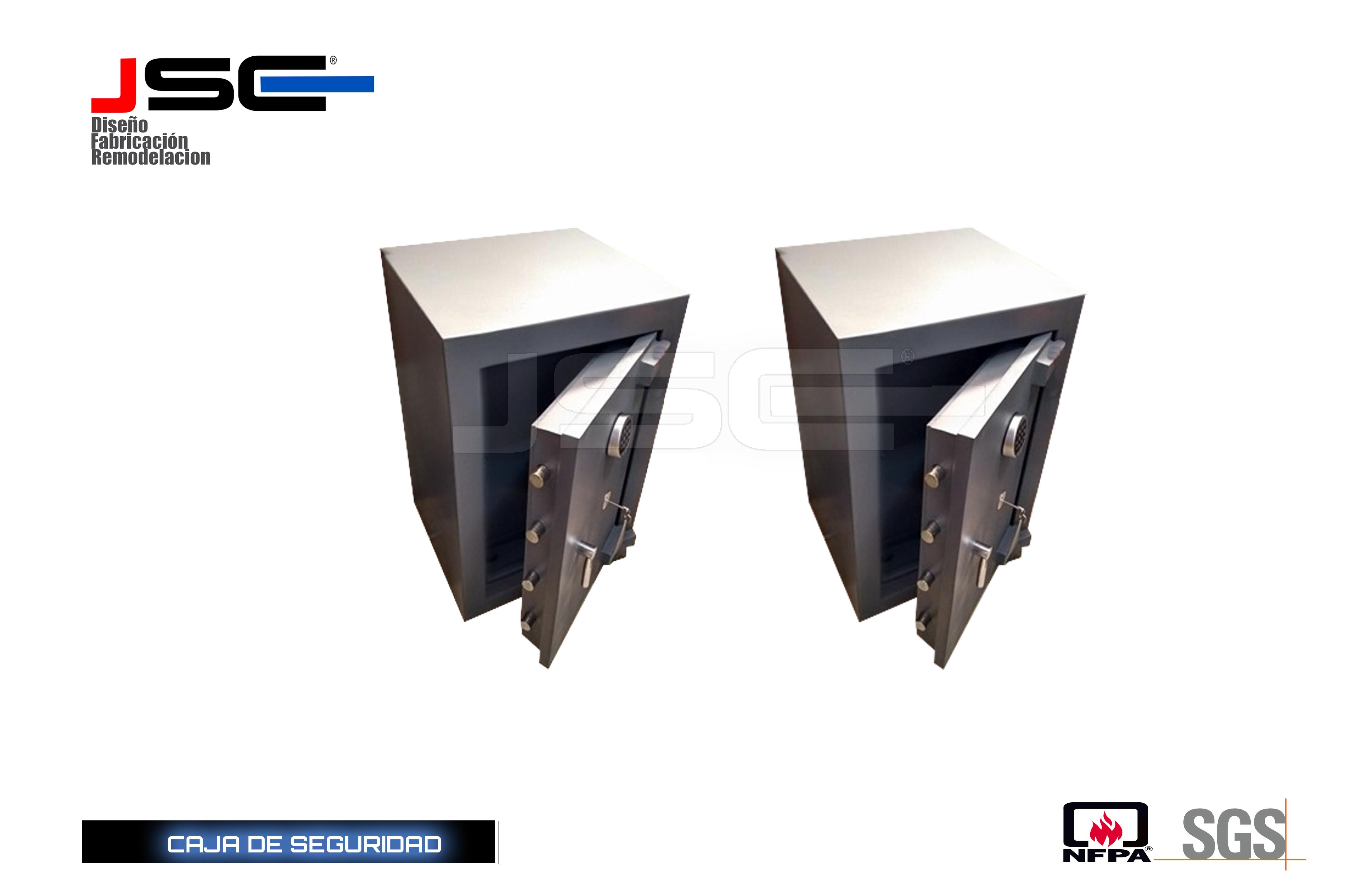 Caja de piso JSCP017