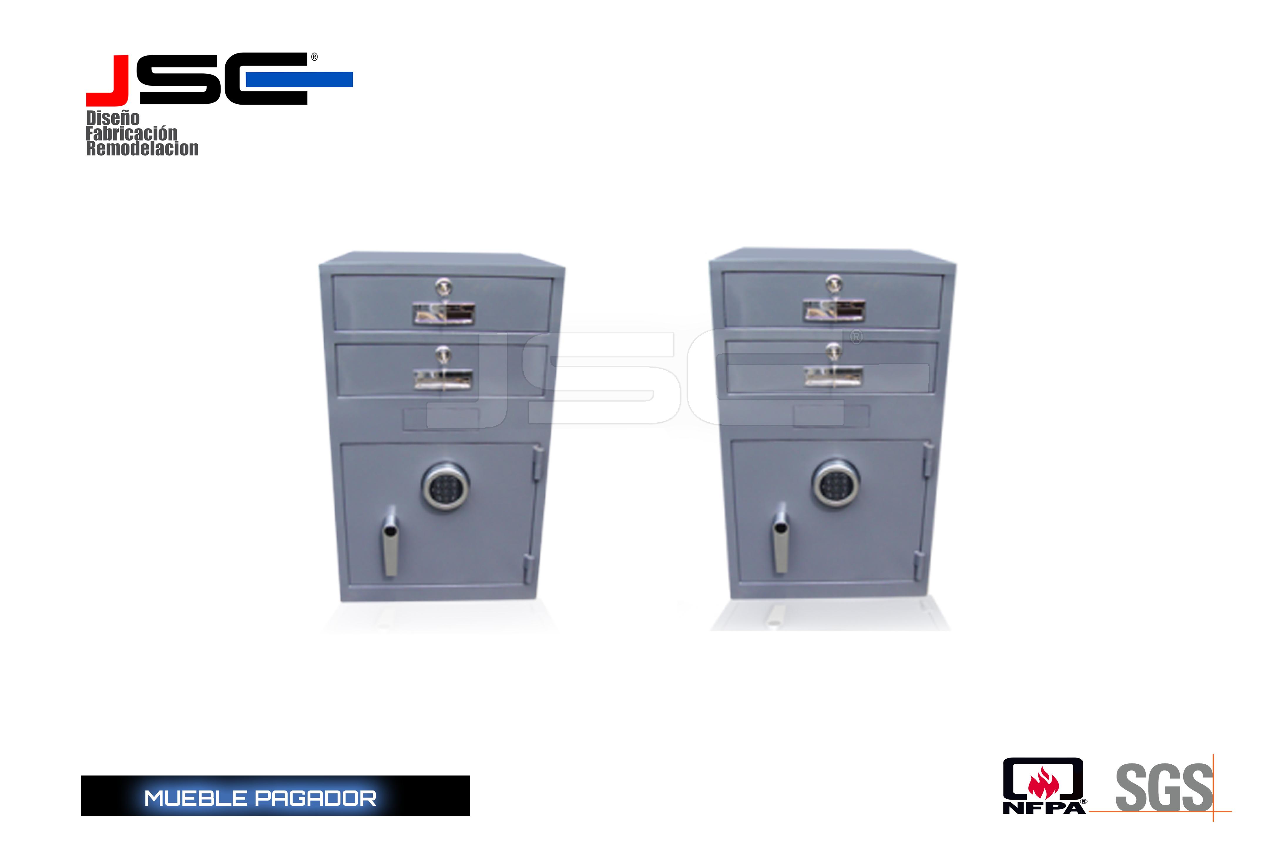 Mueble pagador JSC003